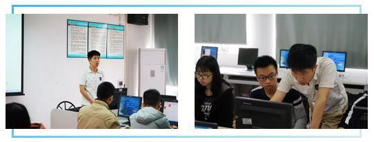 千锋广州老师受邀参加网页设计培训会 力助学生打开网络大门