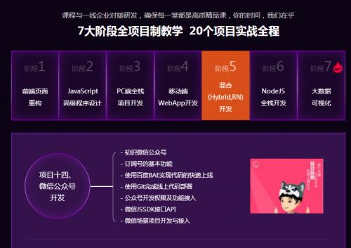 千锋HTML5