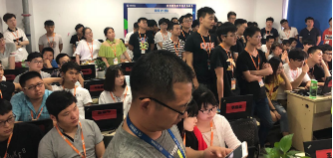 品质见证实力 千锋郑州HTML5培训毕业学员返校分享经验