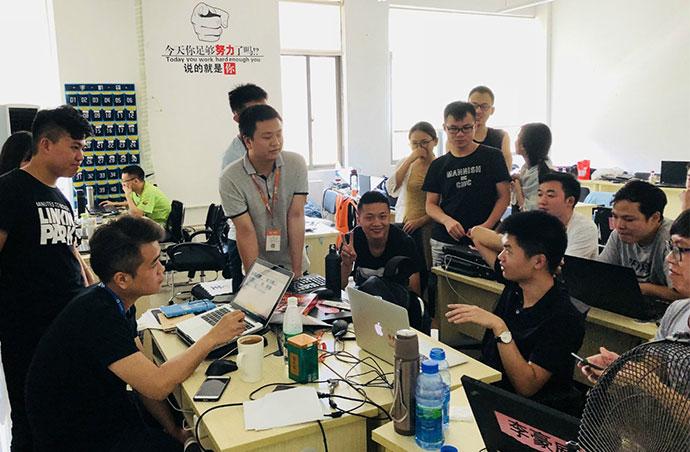 千锋长沙HTML5-1801技术交流会