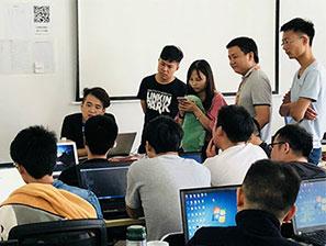千锋长沙web前端培训学员感言 从编程中学习过程中发现乐趣
