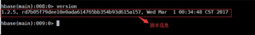 千锋北京校区分享-Hbase shell的基本操作完整流程354