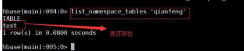 千鋒北京校區分享-Hbase shell的基本操作完整流程2320
