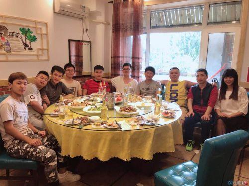 HB-H5-JY-1801班毕业聚餐