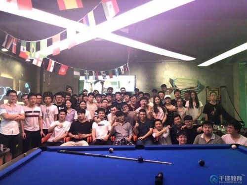 深圳JavaEE1806聯誼活動