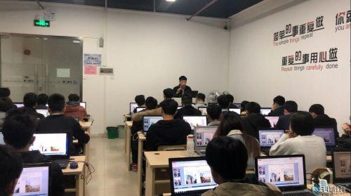 广州校区HTML5-1903开班啦!