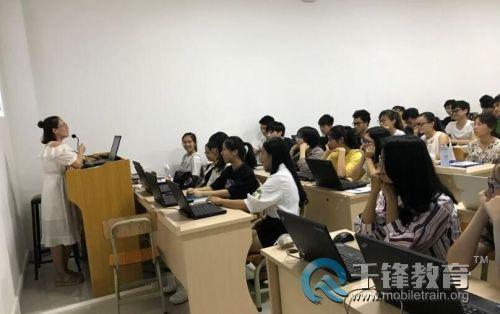 广州Web培训