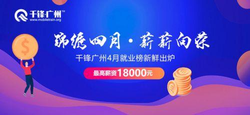 广州4月就业榜banner
