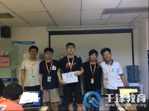 重庆---班级活动---HTML5大前端1905期、JavaEE1902期破冰活动欢乐落幕---方方---20190730454