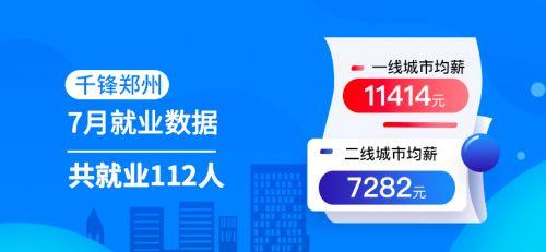 郑州7月就业banner
