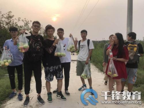 郑州---班级活动---千锋郑州校区户外拓展活动圆满结束---方方---20190827747