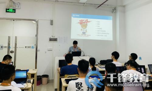 广州云计算培训