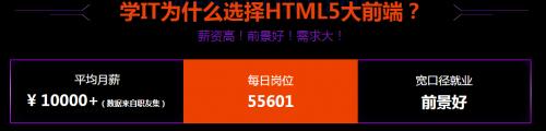 哈尔滨培训班学Web前端