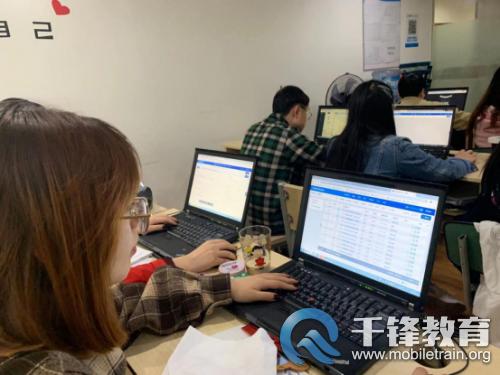 北京---千锋动态---千锋教育软件测试三校联动企业项目实训圆满收官---邱雪庭---20191031269