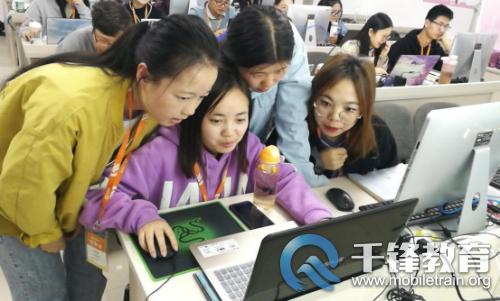 北京---千锋动态---千锋教育软件测试三校联动企业项目实训圆满收官---邱雪庭---20191031940