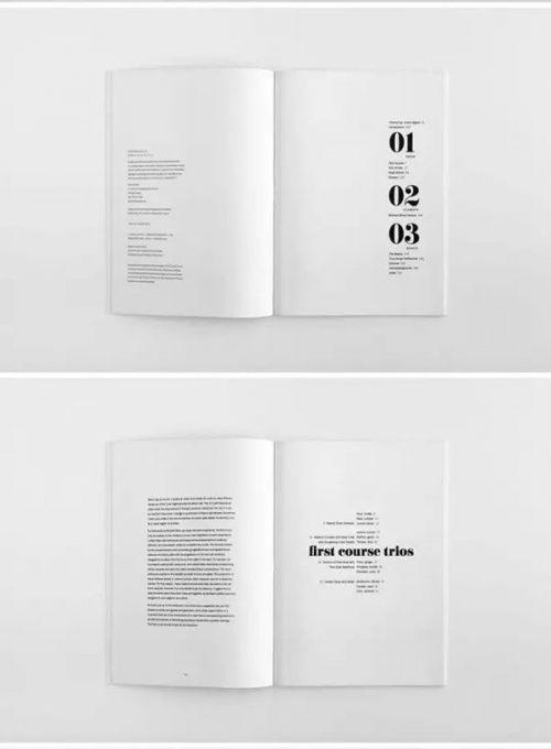平面设计规则
