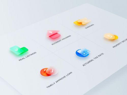 千鋒UI設計培訓毛玻璃